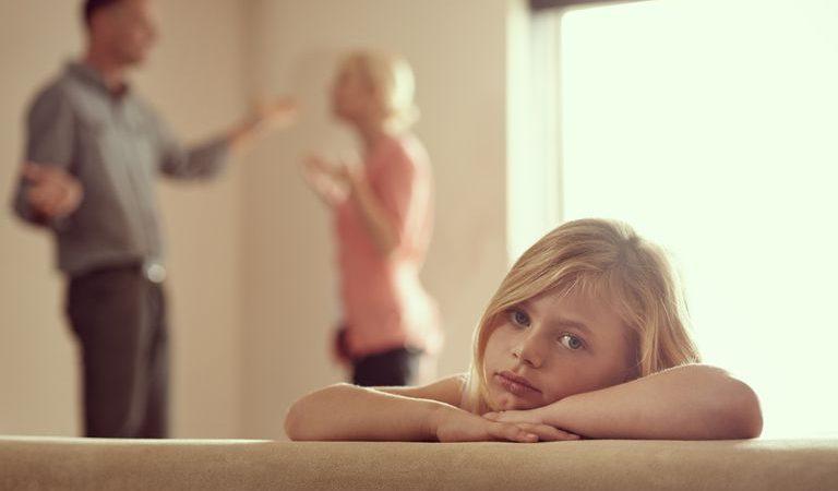 دعوای بین والدین و تاثیرات آن بر سلامت روان کودکان